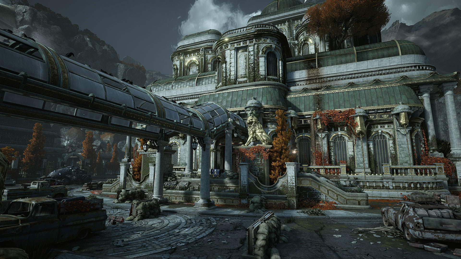 Gears Of War  Update New Maps Modes And