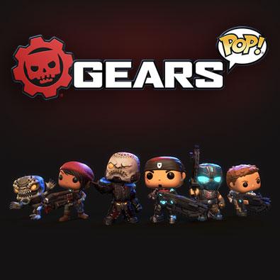 gears of war official site