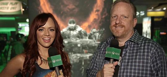 San Diego Comic Con Recap Interview with Rod Fergusson