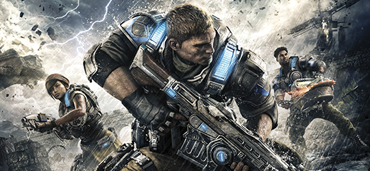 How to Qualify for the Gears 4 Launch Invitational Event