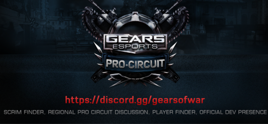 Gears eSports Launches Discord Server