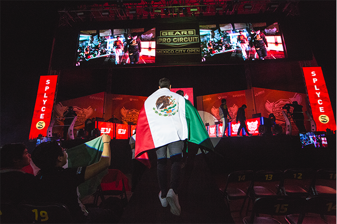 Recap: Gears Pro Circuit Mexico City Open | Gears of War