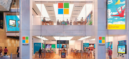 Microsoft Store Gears Launch Tournaments