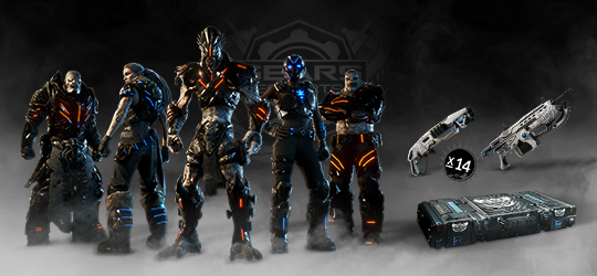 Gears Esports Supporter Pack 5