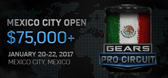 Gears Pro Circuit Mexico City Tickets & Information