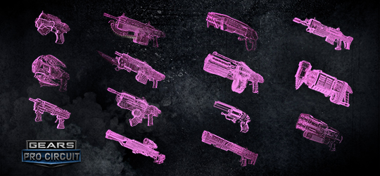 Pink Phantom Skins!