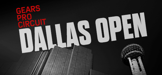 Gears Pro Circuit - Dallas Open