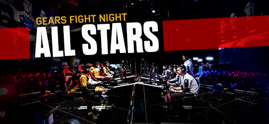 Gears Fight Night - All Stars