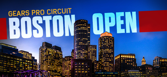 Gears Pro Circuit - Boston Open