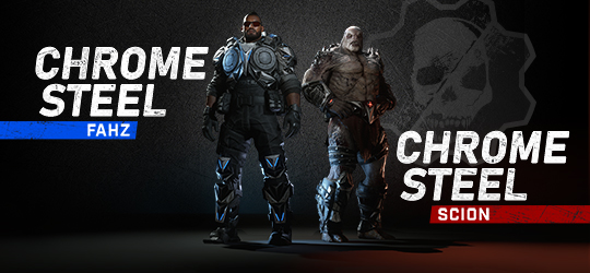 Esports Chrome Steel DLC