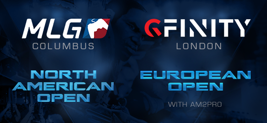 Tournament and Travel Information for Gears eSports Summer Open Events