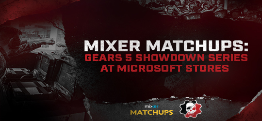 Gears 5 Esports - MS Stores