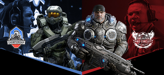 The Gears Pro Circuit and Halo Championship Series Are Coming Together
