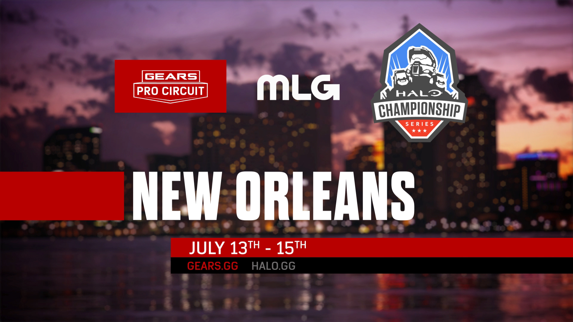 Gears Pro Circuit New Orleans Open