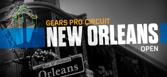Gears Pro Circuit New Orleans