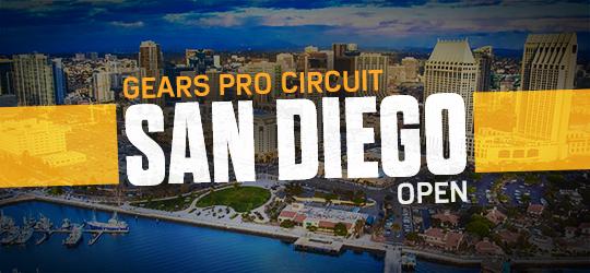 Gears Pro Circuit - San Diego Open