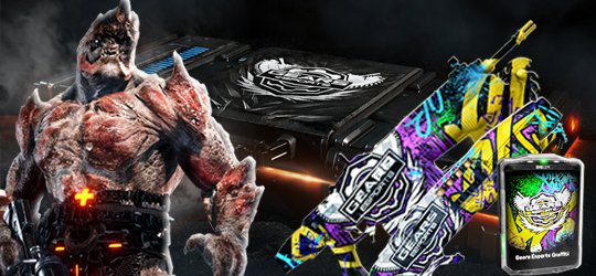 Introducing the Gears eSports Supporter Pack 2!
