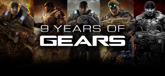 9 Years of Gears