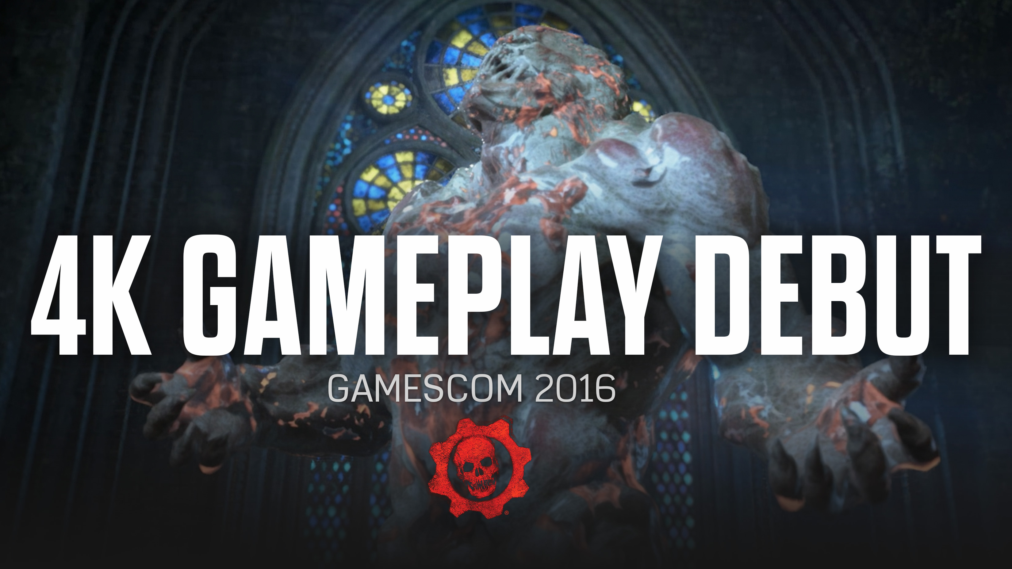 Gears of War 4 - 4K Gameplay Demo