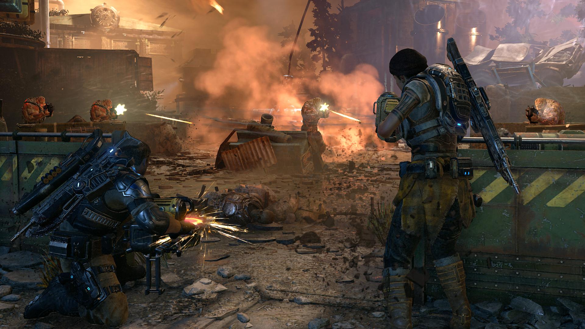 Gears of War 4 Achievements List