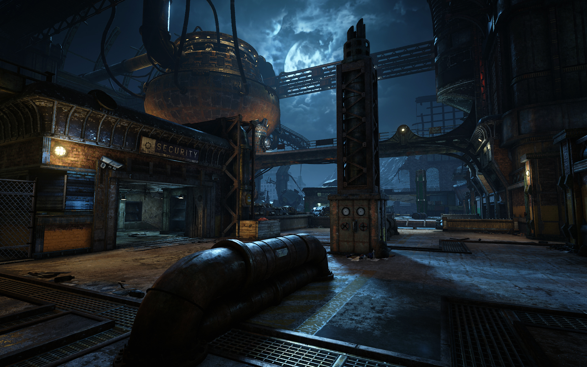 Gears of War 4: Forge MP Map Flythrough