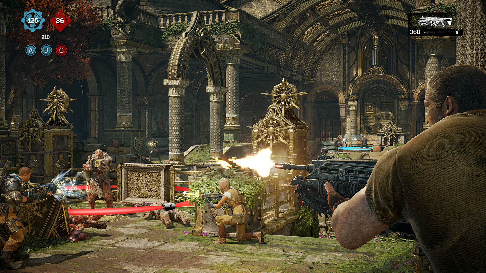 Nvidia announces new Gears of War 4 bundle