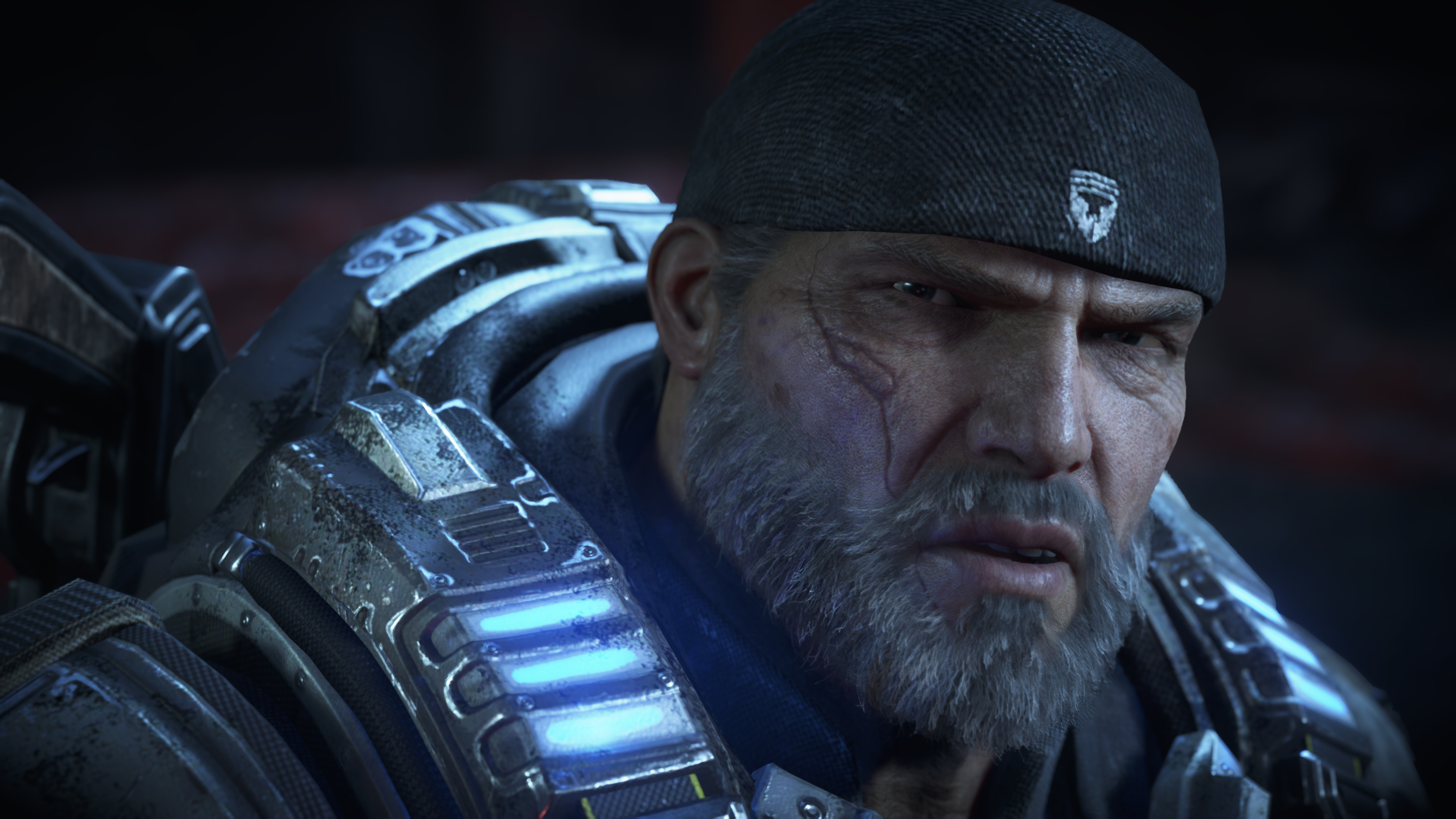 Gears 4 Launch Trailer