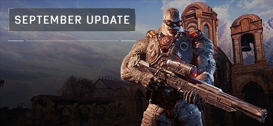 September Update News