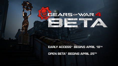 Gears of War 4 Beta News