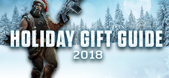 GEARS OF WAR 2018 HOLIDAY GIFT GUIDE