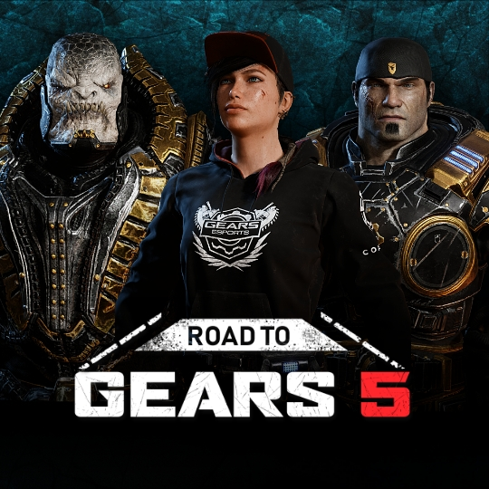 Road to Gears 5