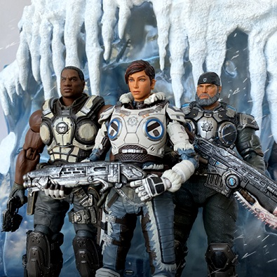 Gears 5 Premium Action Figures