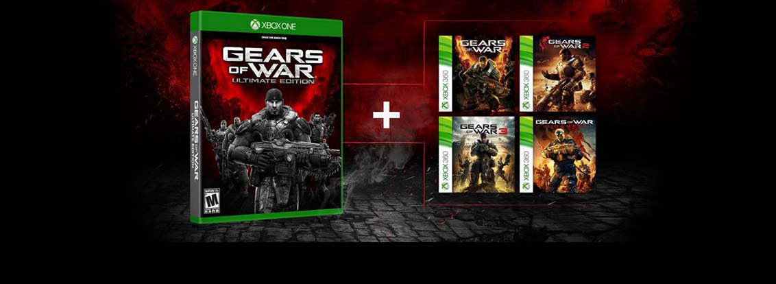 Gears of War now backwards compatible on Xbox One | Juegos