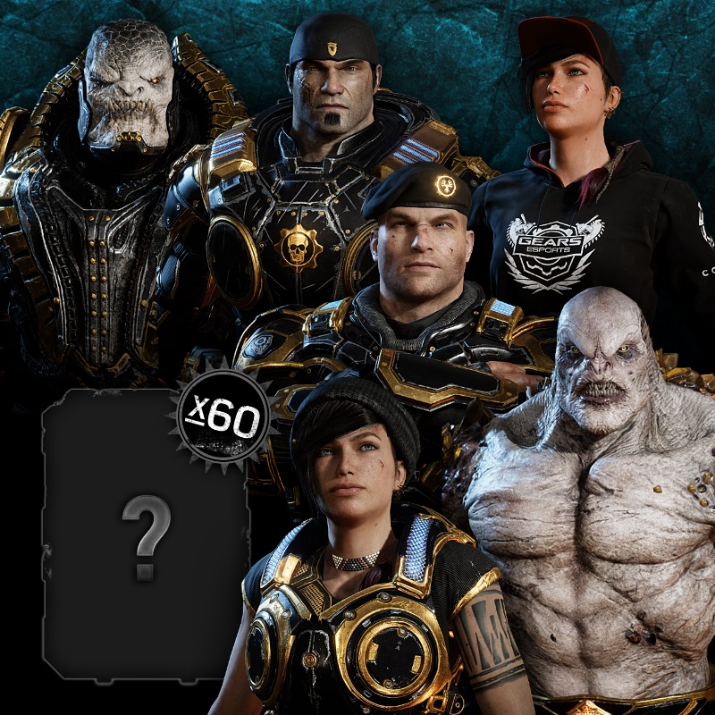 Road To Gears 5 Gears Of War Official Site