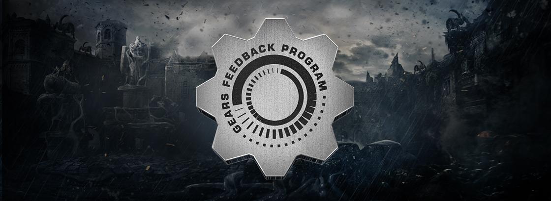 Gears Feedback Program