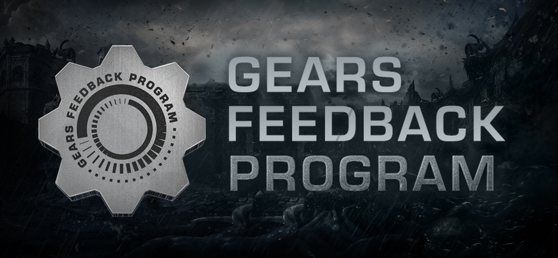 Help us shape Gears of War