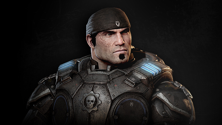Marcus Fenix Characters Gears Of War Official Site