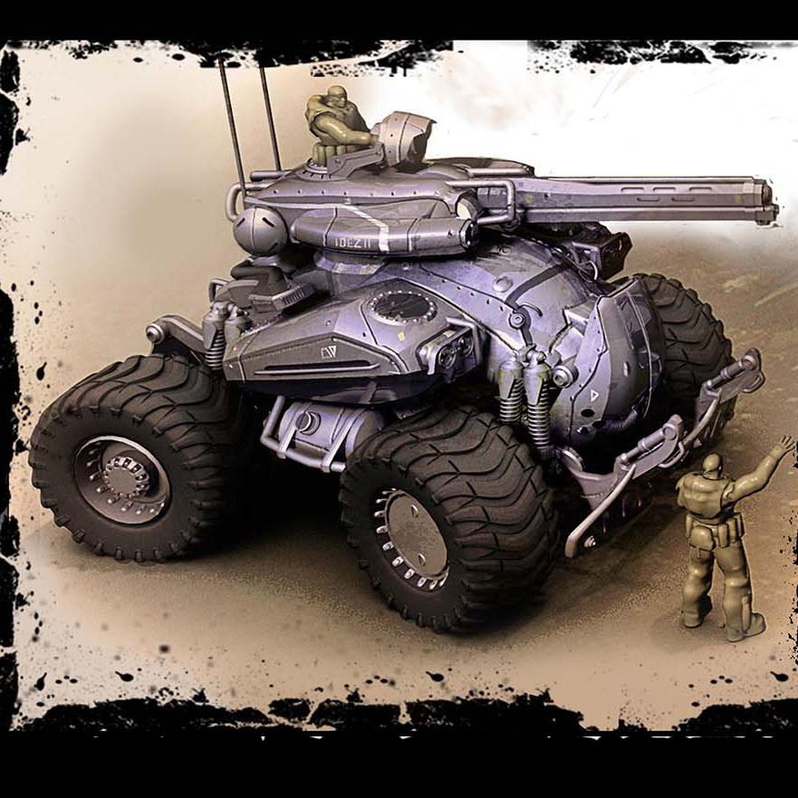 森托爾坦克