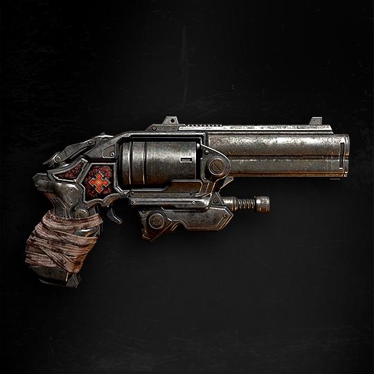 Boltok Pistol