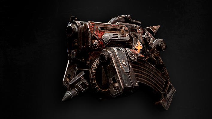 Gorgon Pistol