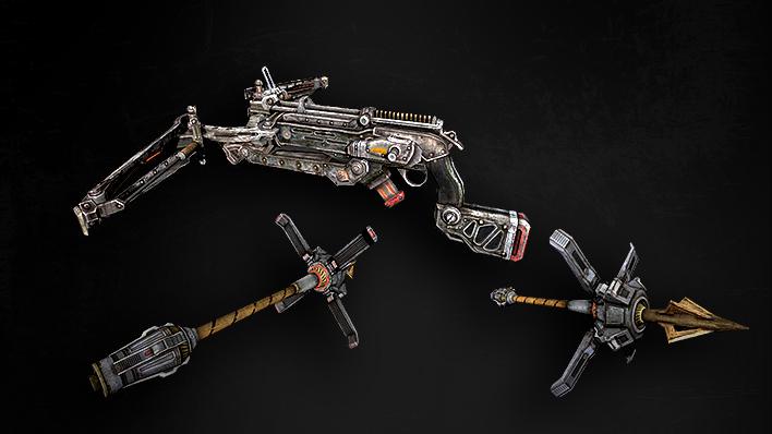 Tripwire Crossbow