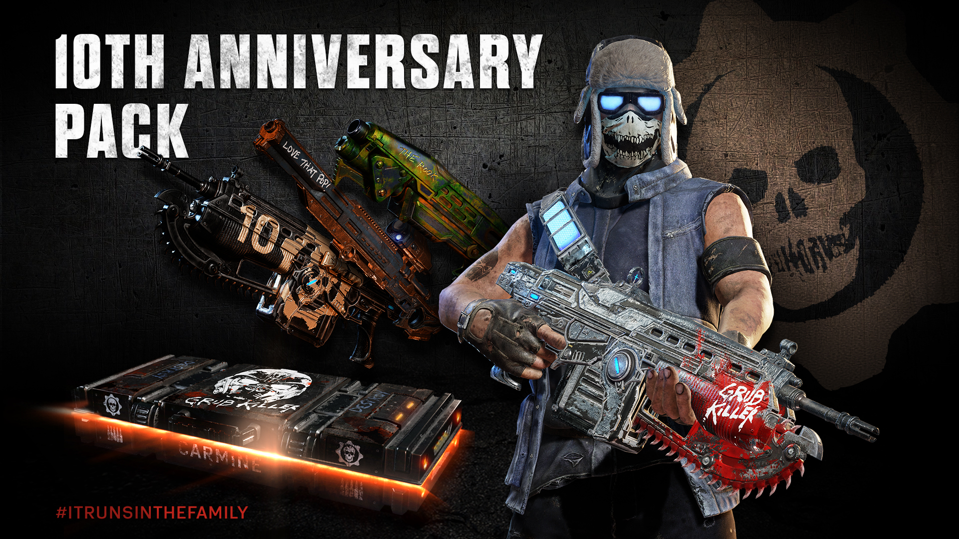celebrating 10 years of gears of war! | community | gears of war