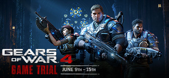 Gears of War 4 - Trial