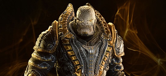 Gears of War 4 - Gilded RAAM