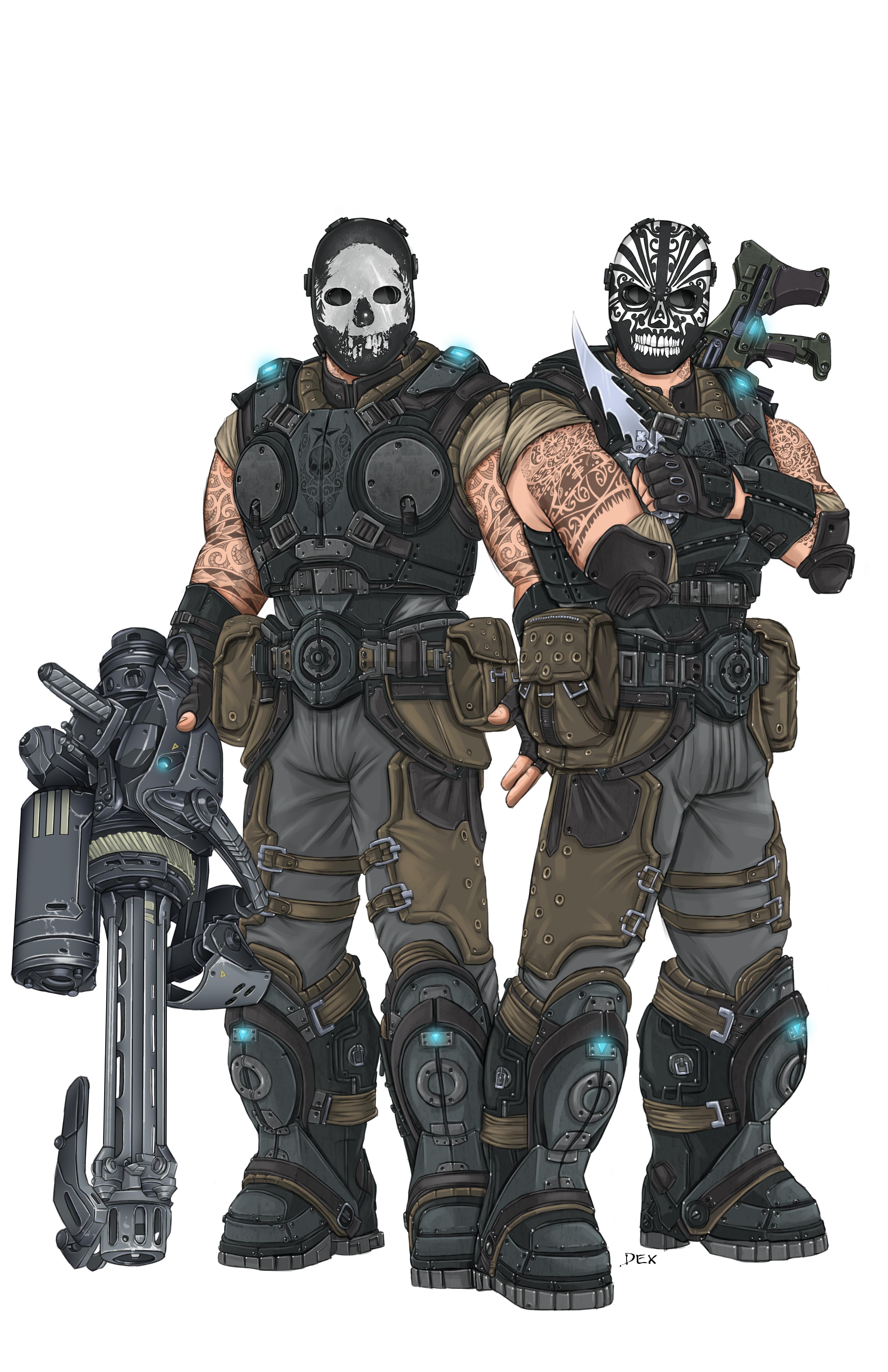 community spotlight pax112 community gears of war