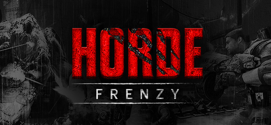 Gears of War 4 - Horde Frenzy