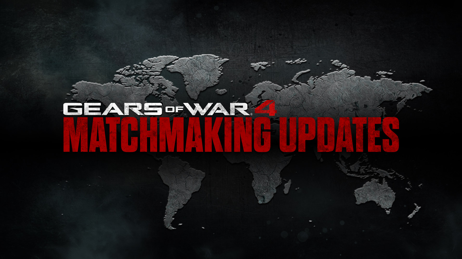 Gears of War 4 - September Matchmaking Improvements
