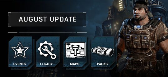 Gears of War 4 - September Update
