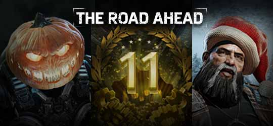 Gears of War 4 - The Road Ahead