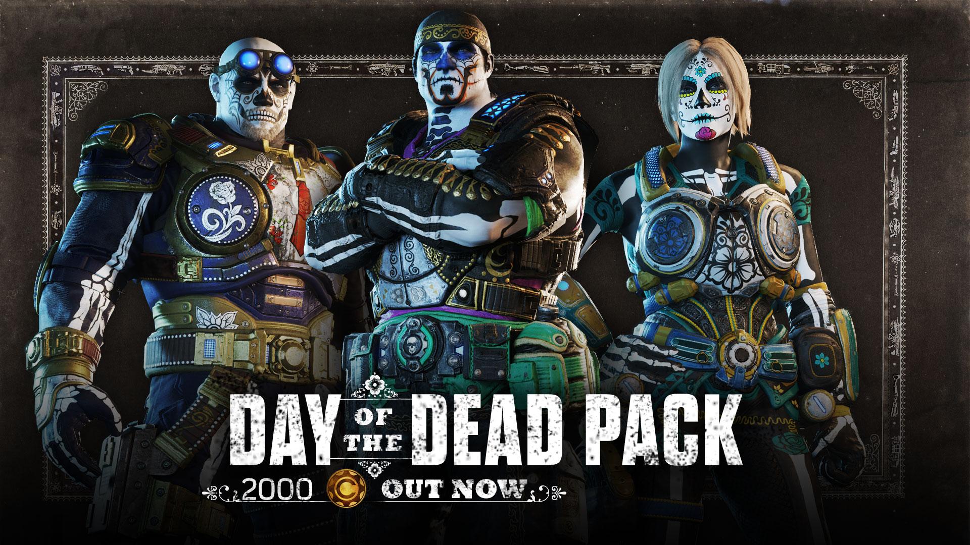 Gears of War 4 - Halloween 2017 | Community | Gears of War ...